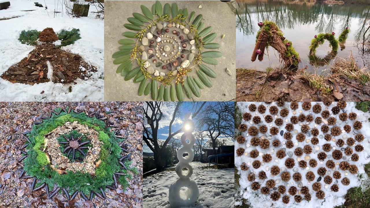 BK-Projekt: Land-Art